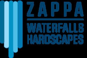 zappa waterfalls and hardscaping logo